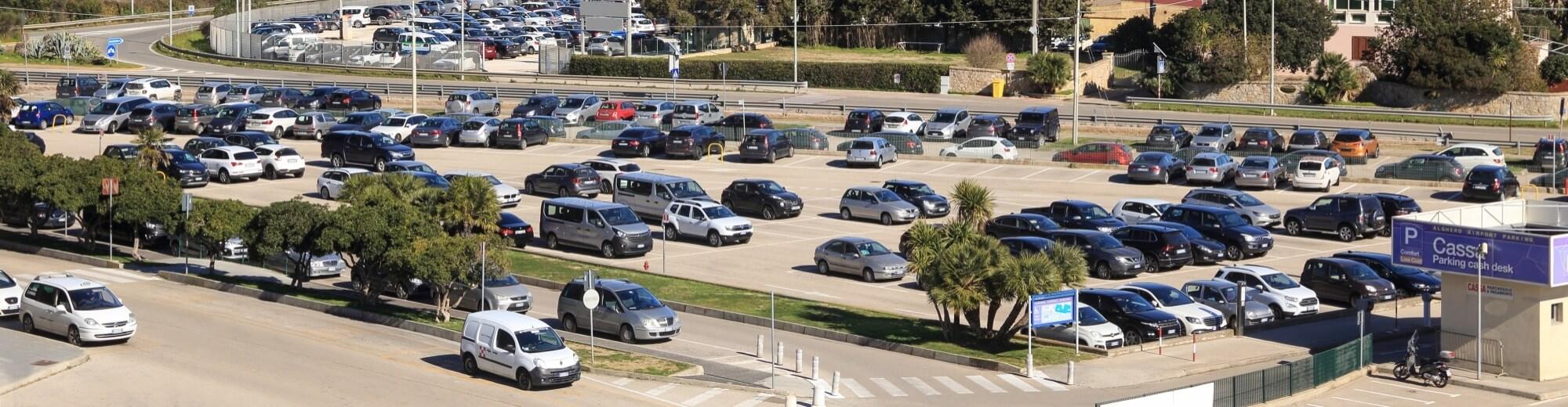 Parcheggi Aeroporto di Alghero