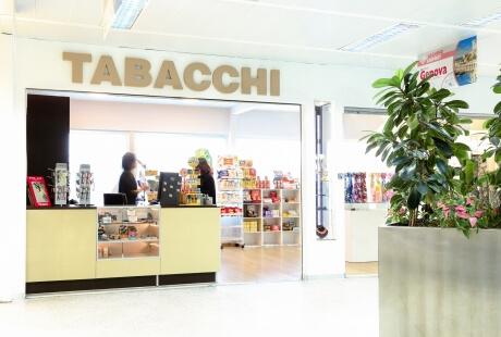 Tabacchi e ottica Aeroporto di Alghero
