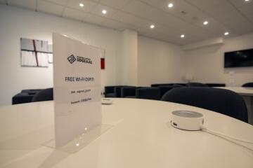 Sala d'attesa Executive