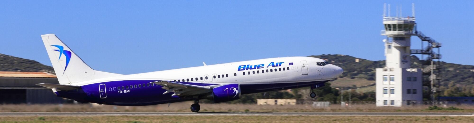 Blueair Aeroporto di Alghero