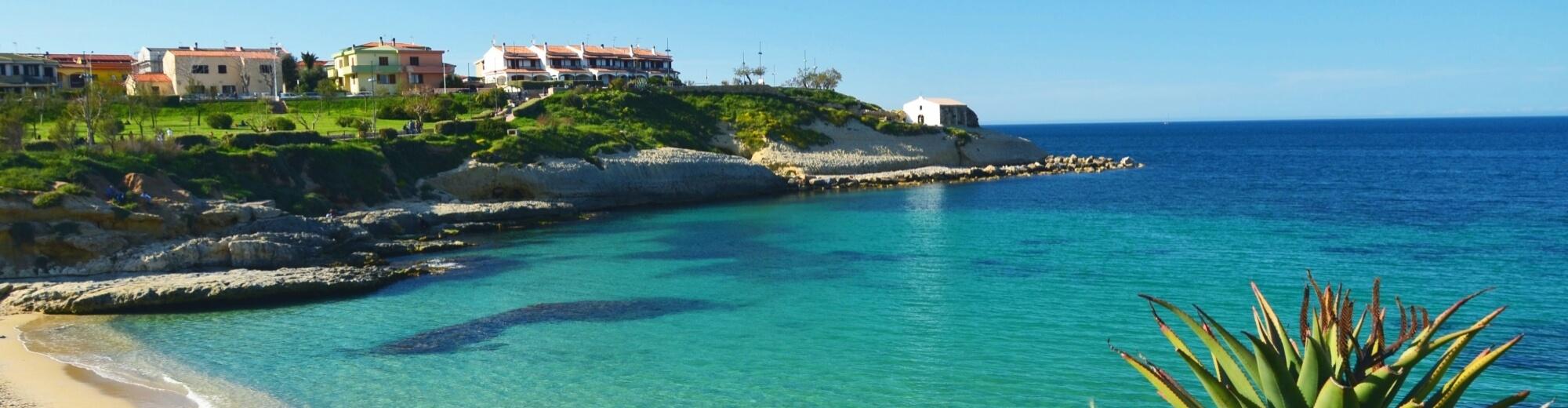 Spiaggia di Balai a Porto Torres
